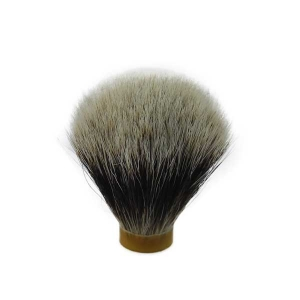 Finest Badger Hair Shaving Brush (20mm base 63mm Height) Deluxe Quality