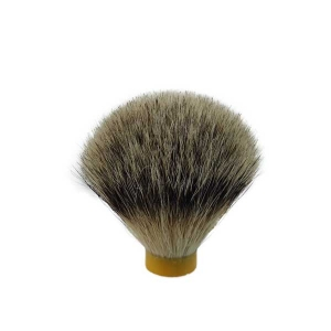 Best Badger Hair Shaving Brush (20mm base 63mm Height) Standard Quality