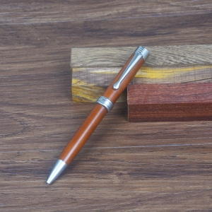 Twist Pen Kit Pearl Silver