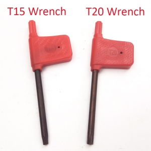 Turning Tool Kit Replacement Wrenches for TTK-1 Turning Tool Kit