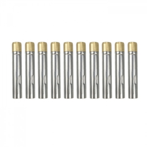 10 Pack #M-6.3 Balll-point Pen Twist Mechanism For 7mm Slimline Pen