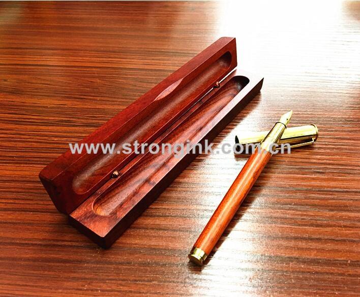 Slender Rosewood Pen Box,Single_Pen Boxes_Pen Kits, Pen