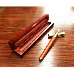 Slender Rosewood Pen Box,Single