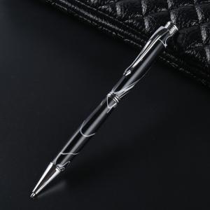 PKSL-6-CH Slimline Chromed Twist Pen Kits for Wood Turning