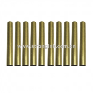 PKTU-M4 Brass Pen Tube Replacement for Pen Kit PKM-4(10Pack))