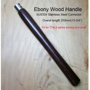 Retractable Ebony Wood Woodturning Tool Holder for TTK-2 Woodturning tool