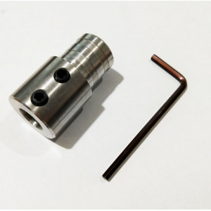 SUS304 Stainless Steel Connector for Wood Turning tool Holder