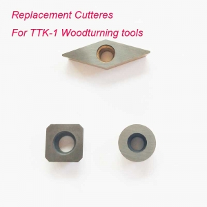 Turning Tool Kit Replacement Cutters For TTK-1 Turning tool Kit