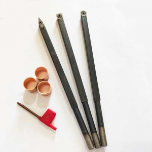 TTK-3-L Long-length type Replaceable Heat Treated Woodturning Tool Kits