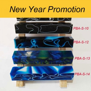 "New Year Promotion Quality and beautiful 3/4""x5""Acrylic pen Blnaks"