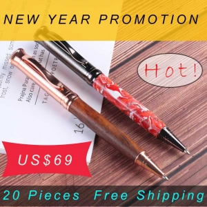 New Year Promotion  20 Pieces PKM-4 Pen Kits US$68 Free Shipping