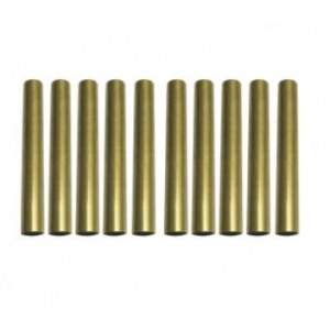 10 Pack Brass Tube Replacement for #PKSL-6 Slimline Pen Kits